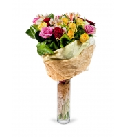 Bouquet Fairy scene