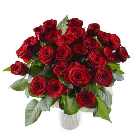Bouquet 25 roses