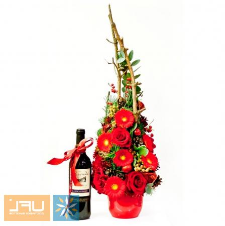 Bouquet Christmas story