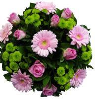 Bouquet Bouquet Pink sunrise