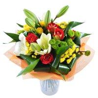Bouquet Parrot