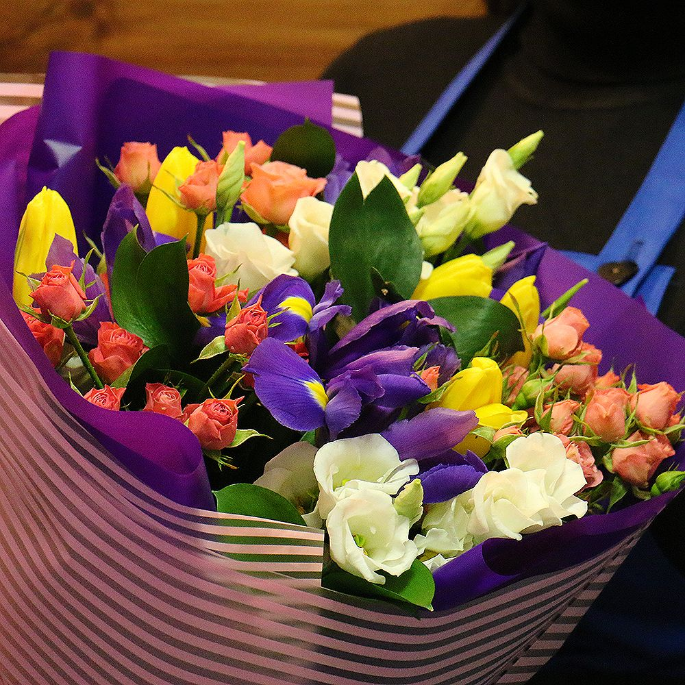 Bouquet Mix by florist's choice