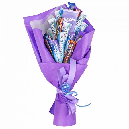 Product Candy bouquet Milka