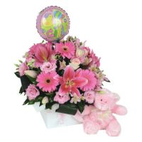 Bouquet Gift Set for Girl