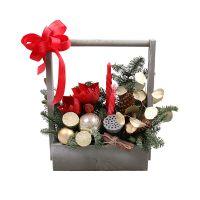 Product Композиция «Краски Рождества»