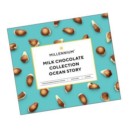 Product Chocolate Millennium Ocean Stories 170г