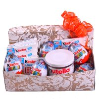 Product Box of sweets Kinder