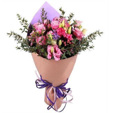 Bouquet Delicate blues