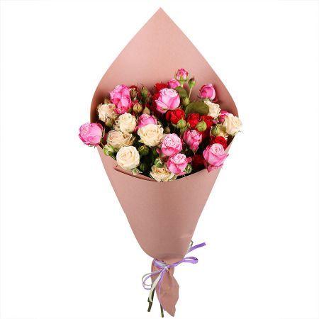 Bouquet Gentle sapphire