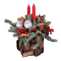 Order Christmas arrangement New Year Fairy Tale