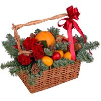 Buy New Year Gift Basket - Citrus with delivery to any city