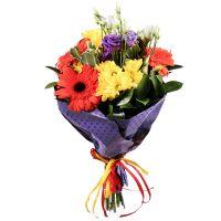 Bouquet Riot of colors
