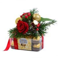 Bouquet Christmas present