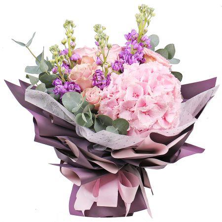 Bouquet Pink cloud