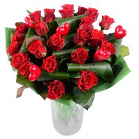 Order the bouquet in our online shop. Delivery!