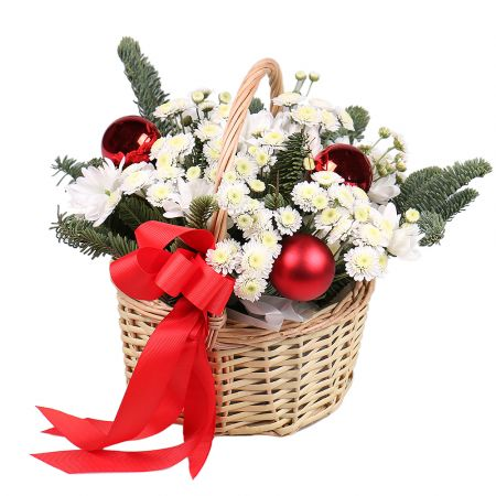 Bouquet Winter sleep