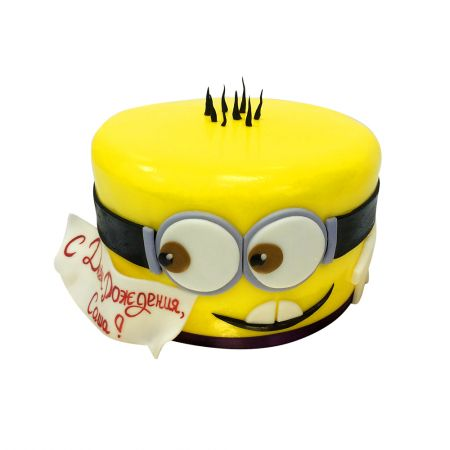 Product Cake to order - Little Minion