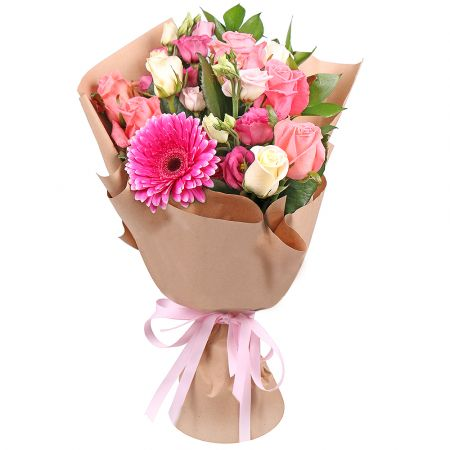 Bouquet Spring kiss