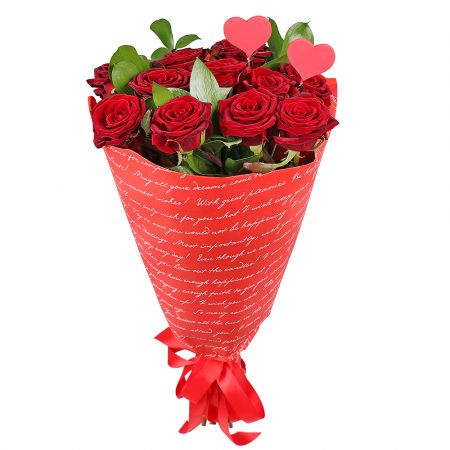 Bouquet Send your feelings