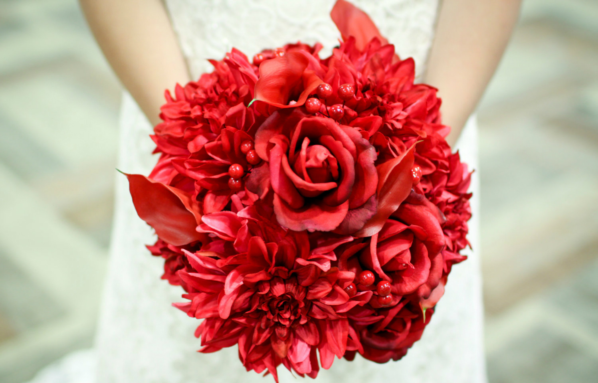 Color Range of Bouquets: Meaning